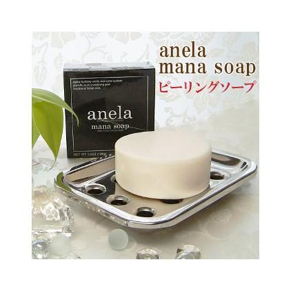 日本天使奇迹果酸换肤皂 去痘去斑去黑有奇效 ANELA MANA SOAP100g
