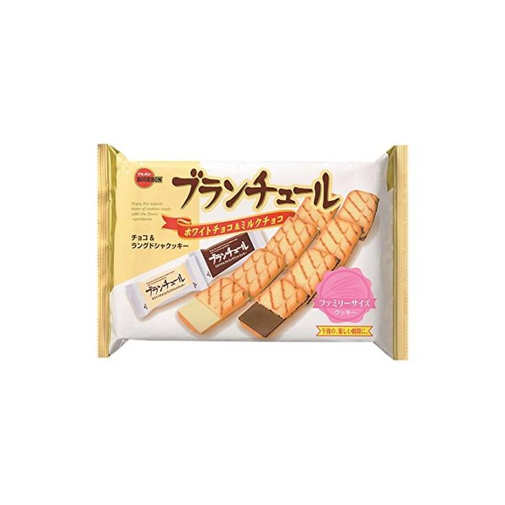 日本BOURBON布尔本夹心奶油曲奇 混合22片大包装