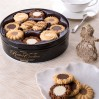 日本零食饼干布尔本bourbon什锦曲奇饼干零食礼盒60枚 年货