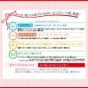 日本PDC面膜 LIFTARNA7日集中护理黑炭面膜 美白保湿收缩毛孔 7枚入 红色款