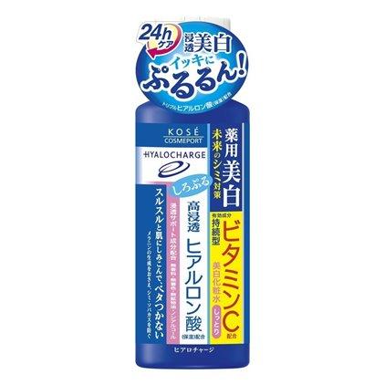 日本Kose高丝药用美白爽肤水180ml 亮白淡斑改善暗沉 保湿补水