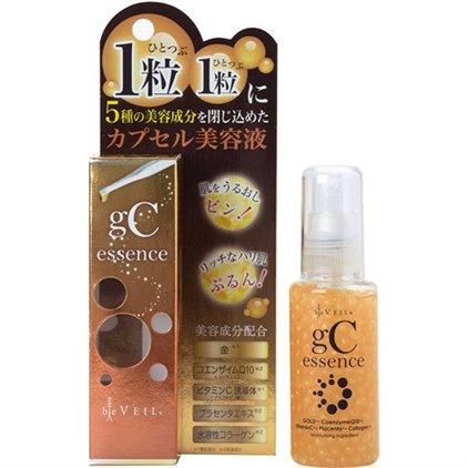 gC essence 日本黄金胶囊精华美容液 50g 美白 保湿 精华液 美容液