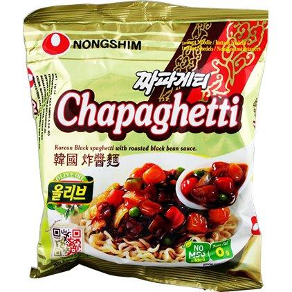 """爸爸去哪里""力荐! 韩国农心炸酱面 / Nongshim Soupe de nouilles Chapagetti 140g"