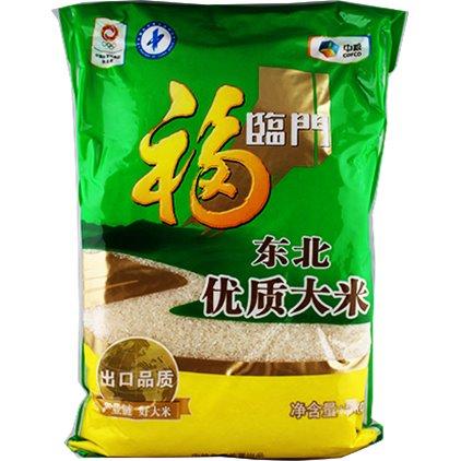 (5kg) 福临门 优质东北大米/FORTUNE Riz blanc à grains moyens 5kg
