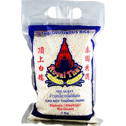 Royal Thai 顶上白糯/Royal Thai riz gluant 1kg