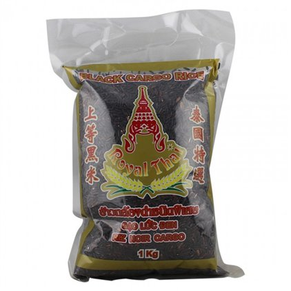 Royal Thai 上等黑米/ Royal Thai riz noir 1kg