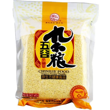 五谷杂粮 莲峰糯小米/ Lianfeng millet glutineux 454g