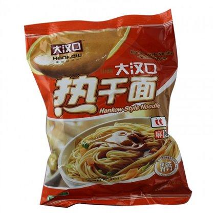 大汉口 热干面 麻辣味 /HANKOW Han Kow nouilles à saveur d'épicé 115g