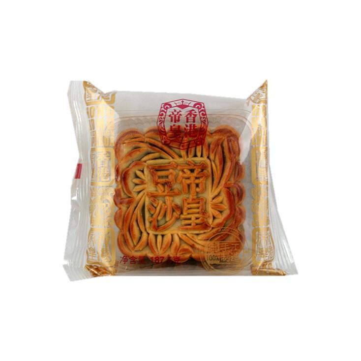 香港帝皇 中秋月饼 单黄豆沙 (超大个装) 187,5g