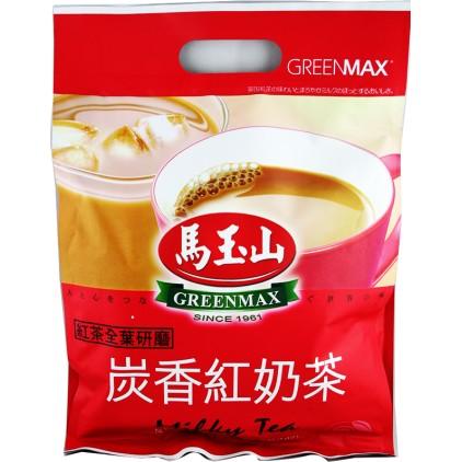 台湾原产 马玉山炭香红奶茶 (16小包 大袋装) 320g