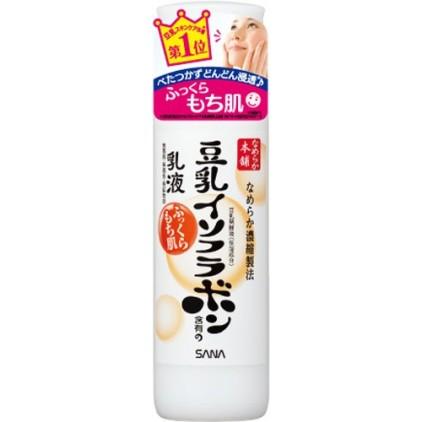 日本SANA豆乳美肌乳液 清爽型 150ml 女人我最大推荐 最新版